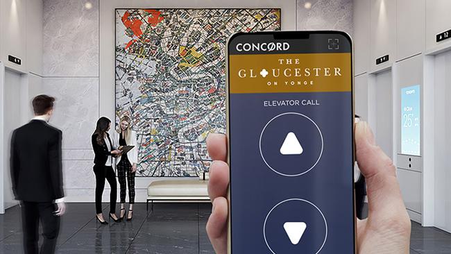 Elevator App